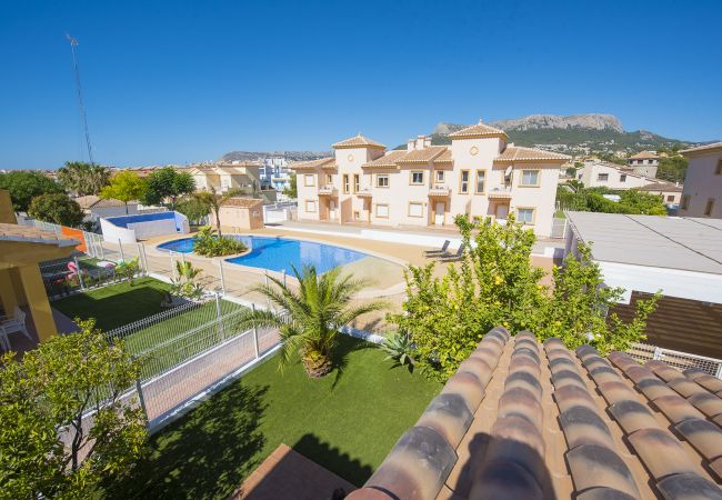 Bungalow in Calpe - Parretes A4