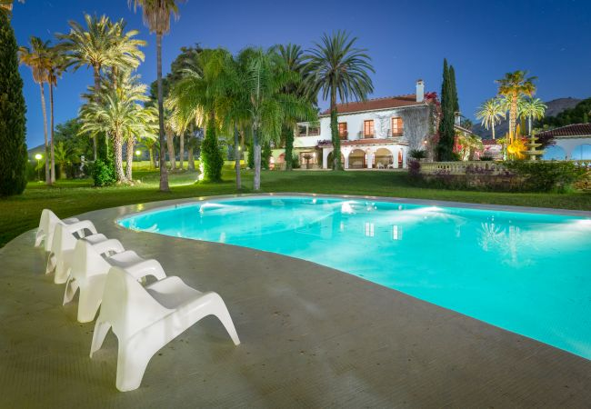 Country house in Alicante - Incredible Luxury & Historical Mansion
