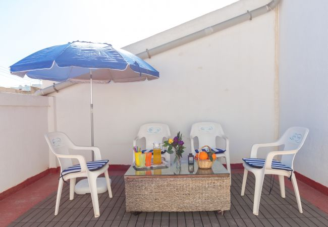 Apartment in Alicante - Fidalsa Charming Penthouse